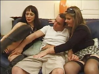Pity, threesome french anal mature brunette join told all